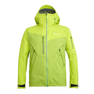 ANTELAO - Chaqueta hombre lime punch