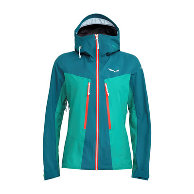 ORTLES 3 GTX® PRO - Chaqueta mujer teal