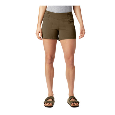 MOUNTAIN HARDWEAR - DYNAMA - Short Femme raw clay