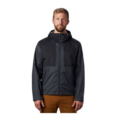 MOUNTAIN HARDWEAR - BRIDGEHAVEN - Veste Homme dark storm
