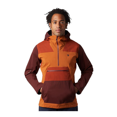 MOUNTAIN HARDWEAR - EXPOSURE 2 GTX - Anorak Homme rust earth