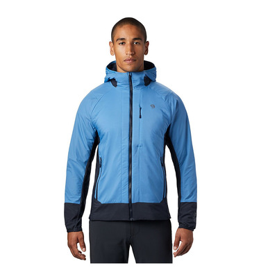 MOUNTAIN HARDWEAR - KOR CIRRUS - Jacket - Men's - deep lake
