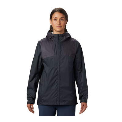 MOUNTAIN HARDWEAR - BRIDGEHAVEN - Jacket - Women's - dark storm