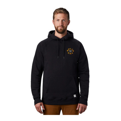 MOUNTAIN HARDWEAR - MARROW - Sweatshirt - Men's - black