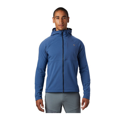 MOUNTAIN HARDWEAR - KEELE - Fleece - Men's - better blue