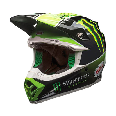 MOTO-9 MIPS® TOMAC - Casque off-road green/black