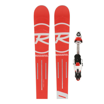 HERO FIS GS F30 - Skis slalom homme + Fixations AXIAL3 120 MAXFLEX white red