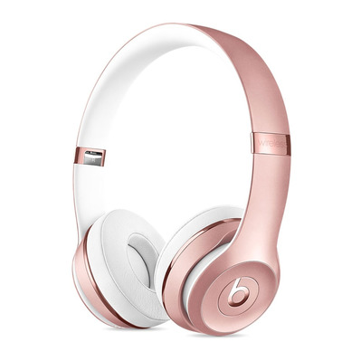 SOLO 3 - Cascos bluetooth reacondicionados pink gold - Grado A+