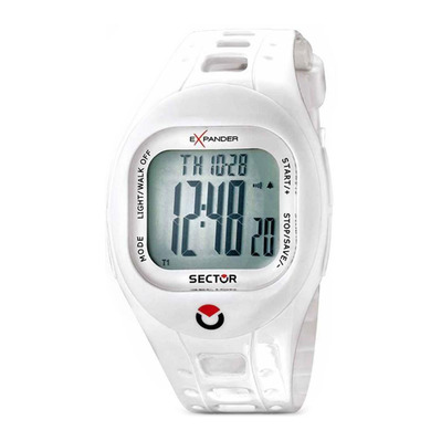 OUTDOOR - Montre digitale Homme white