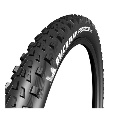FORCE AM PERFORMANCE 27.5x2.35 - Neumático rígido de BTT negro