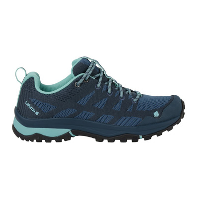 LAFUMA - SHIFT KNIT - Scarpe escursionismo Donna oxyde blue