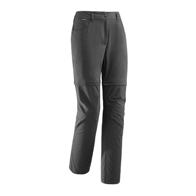 LAFUMA - ACCESS ZIP-OFF - Pantalon convertible Femme asphalte