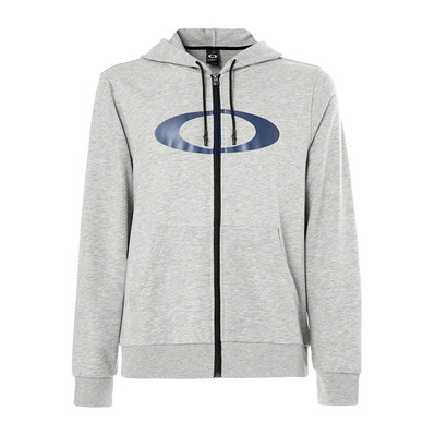 OAKLEY - ELLIPSE FZ - Sudadera hombre granite heather