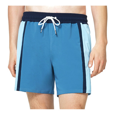 OAKLEY - B1B COLOR BLOCK BEACH 16 - Short de bain Homme interstellar blue