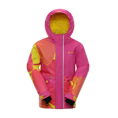 INTKO - Veste de ski Junior carmine rose