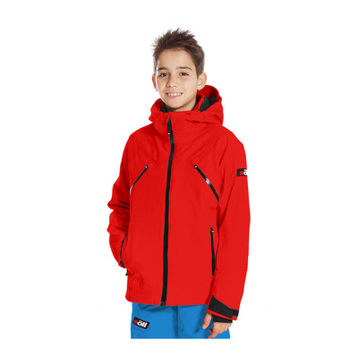 ENDURO - Veste ski Junior rojo