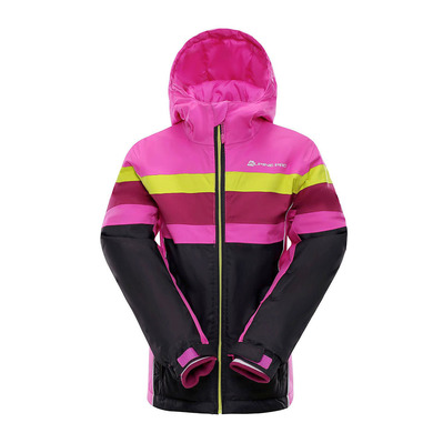 WIREMO 2 - Veste de ski Junior fuchsia