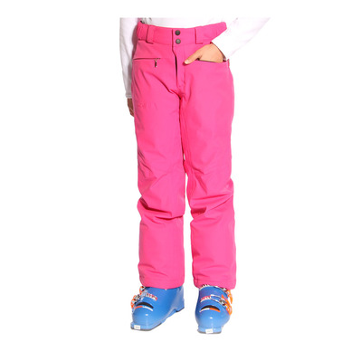 PEARL - Pantalon ski Junior fuscia