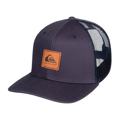 QUIKSILVER - EASY DOES IT - Gorra hombre navy blazer