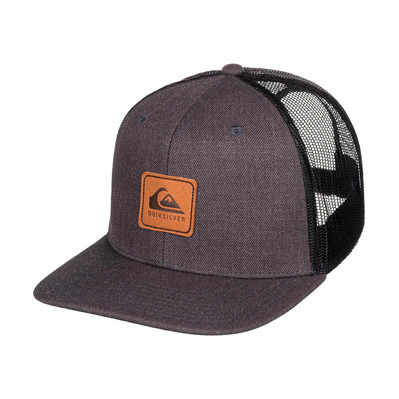 QUIKSILVER - EASY DOES IT - Casquette Homme black