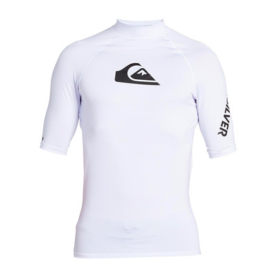 QUIKSILVER - ALL TIME - Lycra Homme white