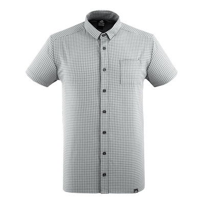 EIDER - ROCKCLIFFE ST - Shirt - Men's - drizzle grey/plaid