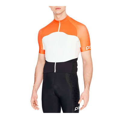 AVIP CERAMIC- Maillot Homme orange/hydrogen white