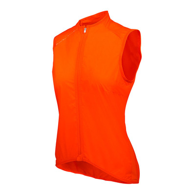 AVIP LIGHT WIND - Veste Femme zink orange