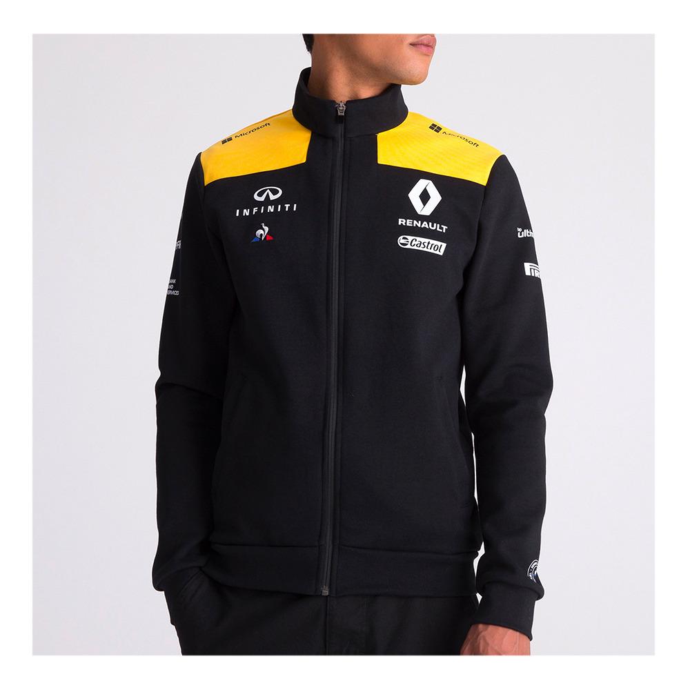Renault F1 Team da uomo tema Nico H/ülkenberg Felpa con cappuccio