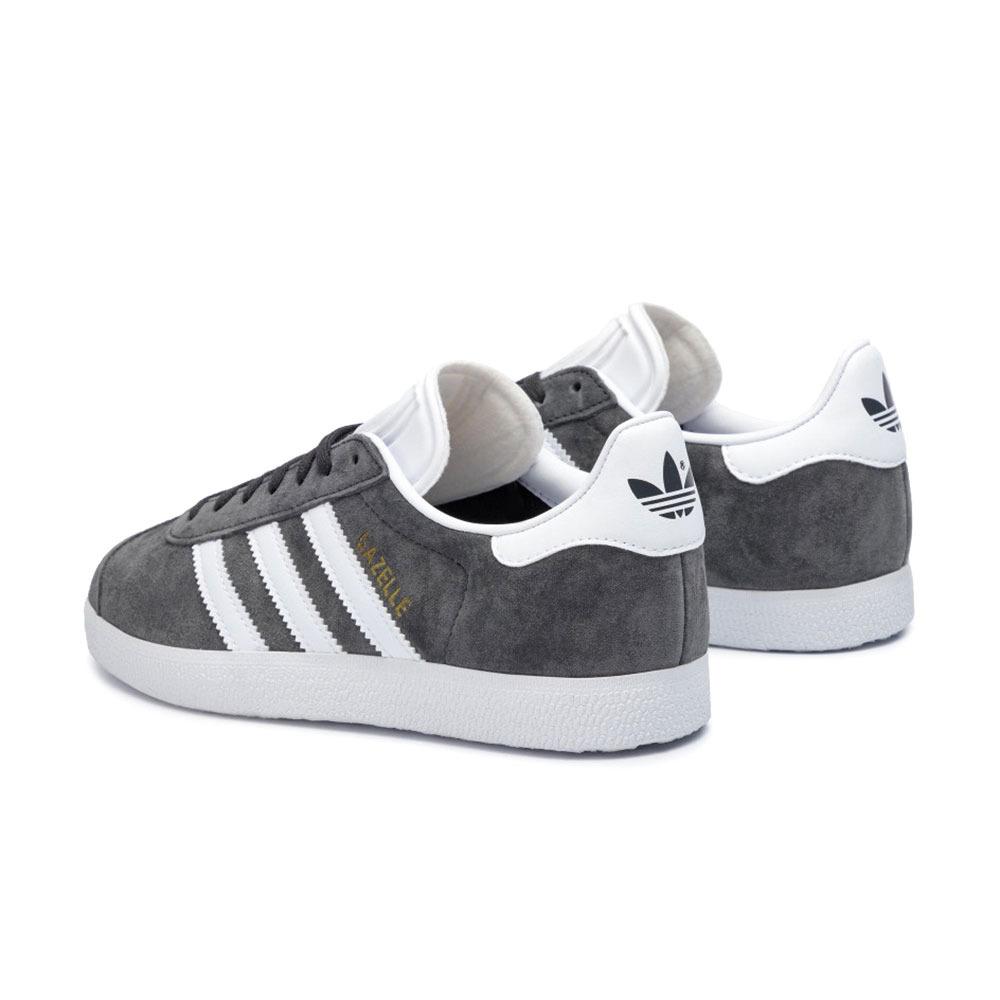 LES IMMANQUABLES Adidas GAZELLE 91 Sneakers Femme gris