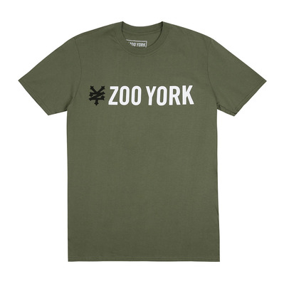 GALLANT - Tee-shirt Homme military green