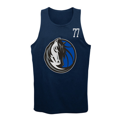 ALL NET DALLAS MAVERICKS LUKA DONCIC - Camiseta de tirantes hombre team color