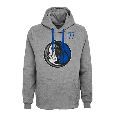 GOAT PO DALLAS MAVERICKS LUKA DONCIC - Sudadera hombre team color