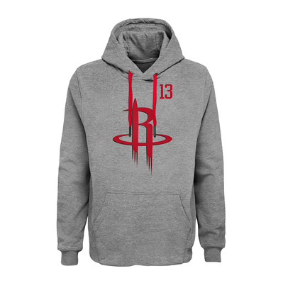 GOAT PO HOUSTON ROCKETS JAMES HARDEN - Sudadera hombre team color