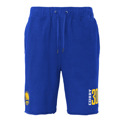 HOPS JOGGER GOLDEN STATE WARRIORS STEPHEN CURRY - Short hombre team color