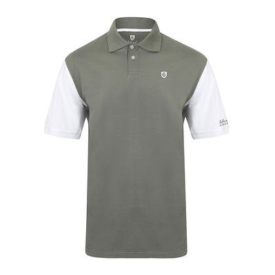 IGTS1646 - Polo hombre charcoal