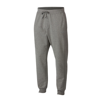 ICON FLEECE - Pantalón de chándal hombre athletic heather grey