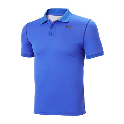 HELLY HANSEN - HH LIFA ACTIVE SOLEN - Polo - Men's - royal blue