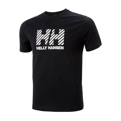 HELLY HANSEN - ACTIVE - T-Shirt - Men's - black
