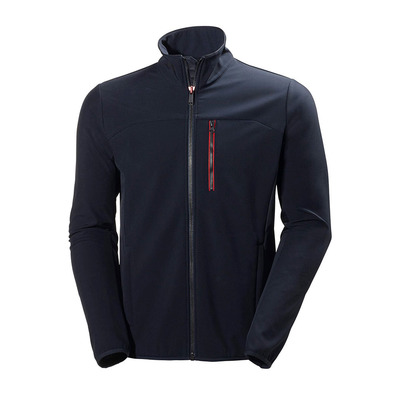 HELLY HANSEN - CREW SOFTSHELL JACKET Homme NAVY