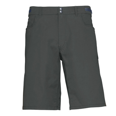 NORRONA - SVALBARD LIGHT COTTON - Short Homme slate grey