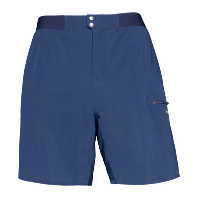 NORRONA - BITIHORN TRAIL RUNNING - Short Homme indigo night