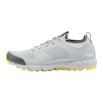 HAGLOFS - Haglöfs L.I.M Low Women Femme Stone Grey/Signal Yellow