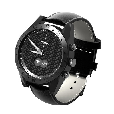 WAC82 - Montre connectée black