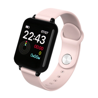 Smartwatch WAC86 - Montre connectée pink