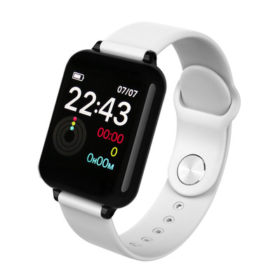 Smartwatch WAC87 - Montre connectée white