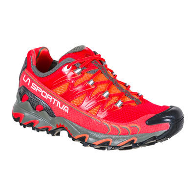 LA SPORTIVA - ULTRA RAPTOR - Chaussures trail Femme hibiscus/flamingo