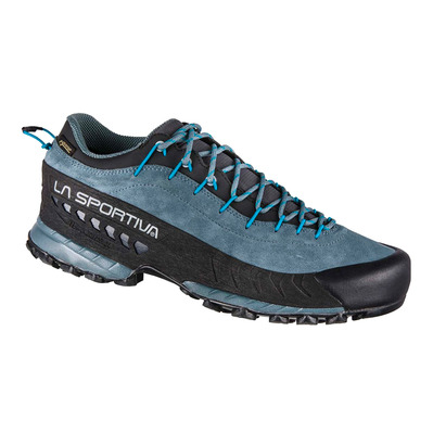 LA SPORTIVA - TX4 GTX - Chaussures approche Homme slate/tropic blue