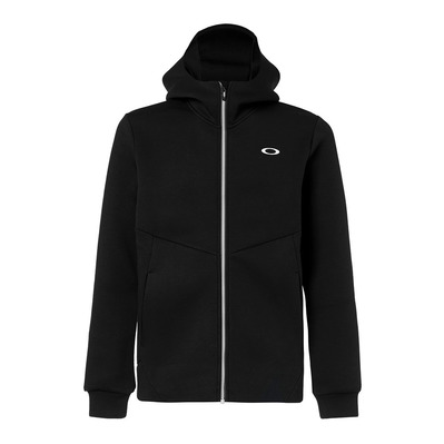 ENHANCE QD FLEECE 9.7 - Veste Homme blackout