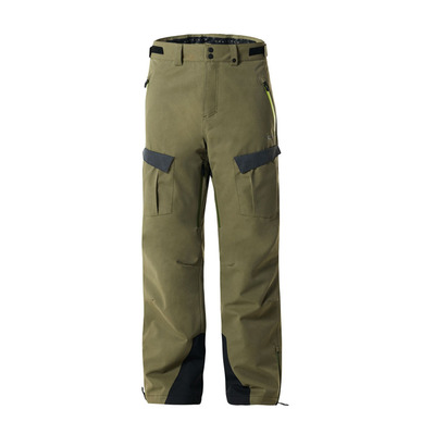 REGULATOR INSULA 2L 10K - Pantalon ski Homme dark brush